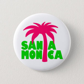 Santa Monica Runder Button 5,7 Cm