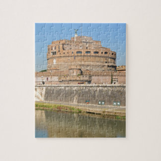 Sant'Angelo Schloss in Rom, Italien Puzzle