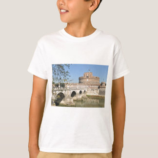 Sant'Angelo Schloss in Rom, Italien T-Shirt
