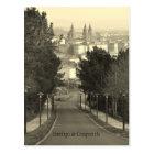 Santiago Compostela Von Postkarte