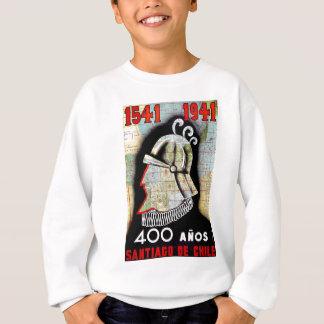 Santiago De Chile Sweatshirt