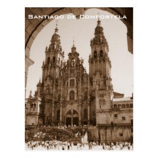 Santiago de Compostela Postkarten