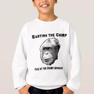 Santino u. die Schimpanse-Apokalypse Sweatshirt