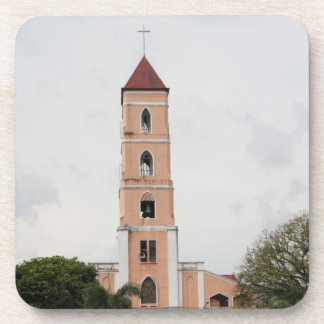 Santo Niño Kirche, Tacloban Stadt Drink Untersetzer