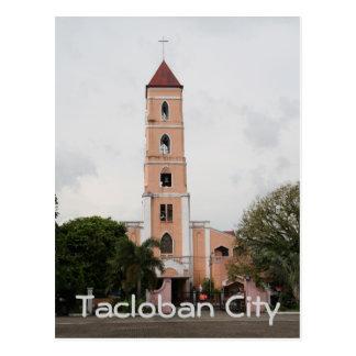 Santo Niño Kirche, Tacloban Stadt Postkarte