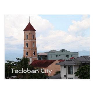 Santo Niño Kirche, Tacloban Stadt Postkarten