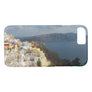 Santorini am Nachmittag Sun iPhone 8/7 Hülle