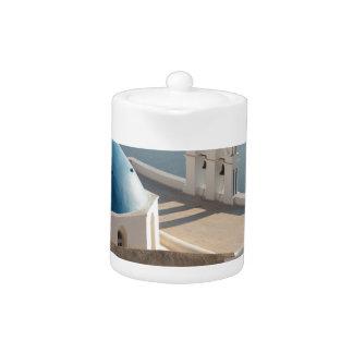 Santorini Kirche, Griechenland