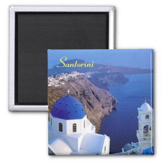 Santorini Kühlschrankmagnet