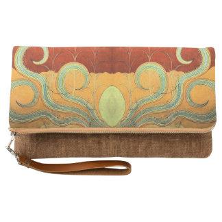Santorini Seegeschöpf-Handtasche Clutch