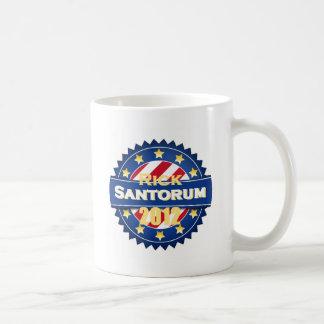 Santorum 2012 kaffeetasse