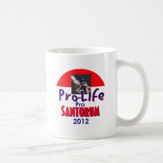 Santorum PROLIFE Kaffeetasse