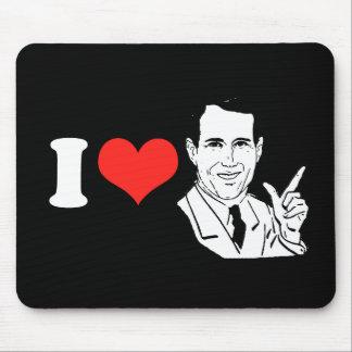 Santorum sagt mousepads