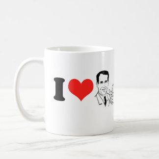 Santorum sagt kaffee tassen