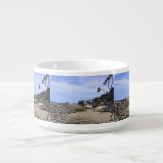 Sapelo Insel-Strand Kleine Suppentasse