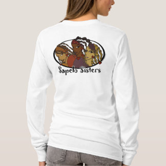 Sapelo SchwesternHoodie T-Shirt