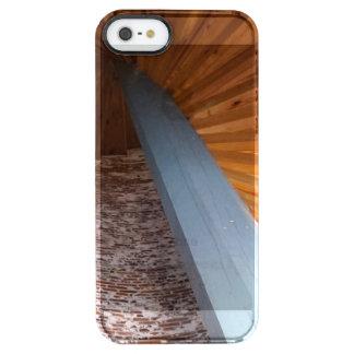 Sapelo Treppenhaus Durchsichtige iPhone SE/5/5s Hülle