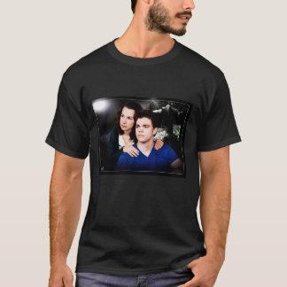 Sara- und Jordanien-Hochzeits-Shirt T-Shirt