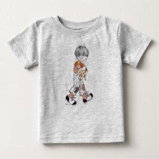 "Sarah Kay ""Finn-"" Säuglings-T-Shirt Baby T-shirt"