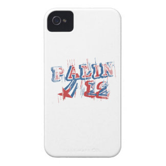 SARAH PALIN '12 Faded.png iPhone 4 Cover