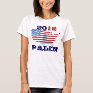 Sarah Palin 2012 Damen, Mädchen-T-Shirt Spitze T-Shirt