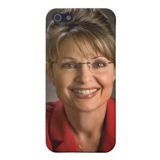 Sarah Palin 2012 iPhone 5 Hülle