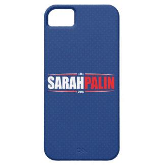 Sarah Palin 2016 (Sterne u. Streifen - Blau) iPhone 5 Schutzhüllen