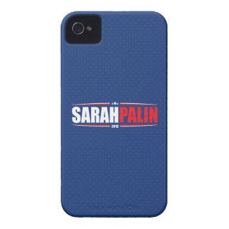 Sarah Palin 2016 (Sterne u. Streifen - Blau) iPhone 4 Case-Mate Hülle