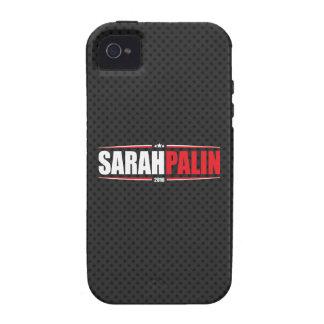Sarah Palin 2016 (Sterne u. Streifen - Schwarzes) iPhone 4/4S Hüllen