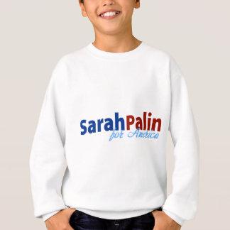 Sarah Palin für Amerika Sweatshirt