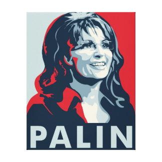 Sarah Palin Gespannte Galeriedrucke