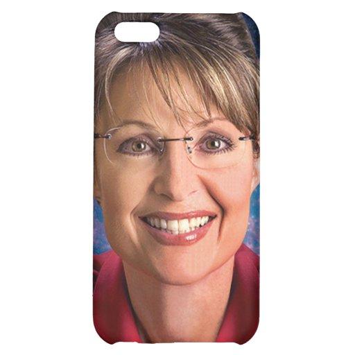 Sarah Palin iPhone 5C Schale