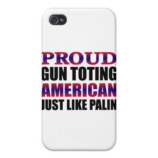 Sarah Palin iPhone 4 Cover