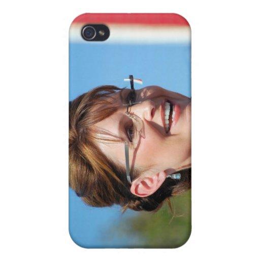 Sarah Palin iPhone 4/4S Hülle