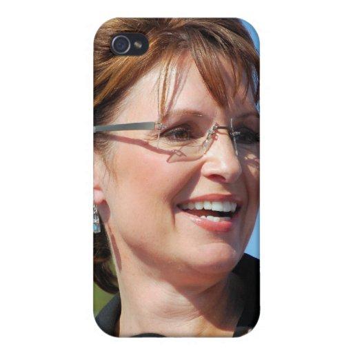 Sarah Palin iPhone 4 Hülle