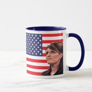 Sarah Palin - Tee-Party-Tassen Tasse