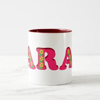 Sarah Zweifarbige Tasse