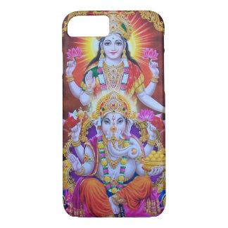saraswati ganesh godness Gottfrieden Indien iPhone 8/7 Hülle