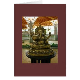 Saraswati-Namaste Ganesha Karte