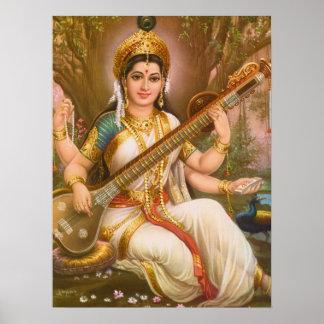Saraswati Plakat