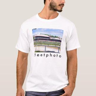 Saratoga Rennbahn-und Clare-Gericht T-Shirt