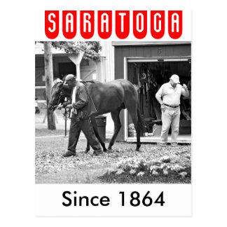 Saratoga Ställe Postkarte