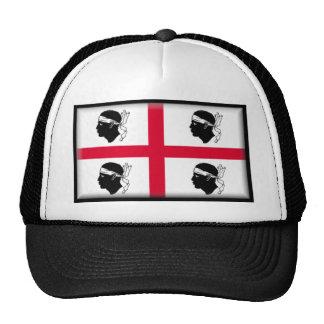 Sardinien-Flagge Baseball Cap