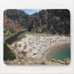Sardinischer Strand Mauspad