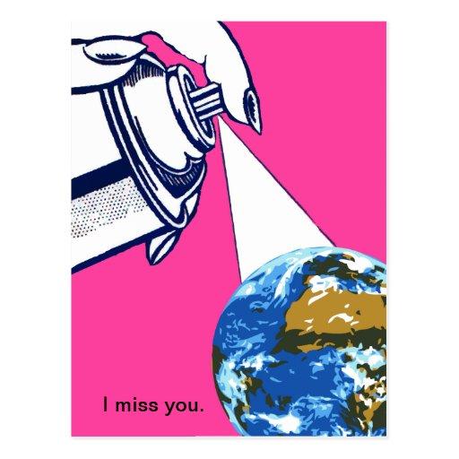 Sarkastisch Postkarte