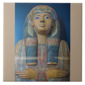Sarkophag altes Ägypten Fliese
