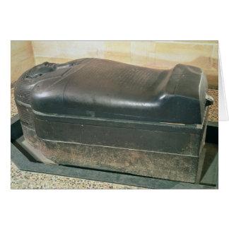 Sarkophag von Eshmunazar, König von Sidon Karte