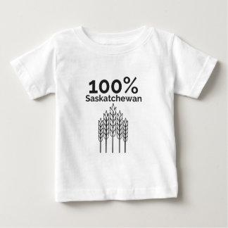Saskatchewan-Bauer Baby T-shirt