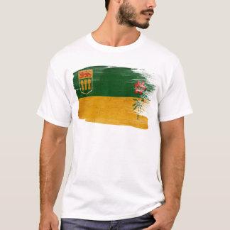 Saskatchewan-Flagge T-Shirt