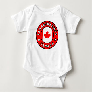 Saskatchewan Kanada Baby Strampler